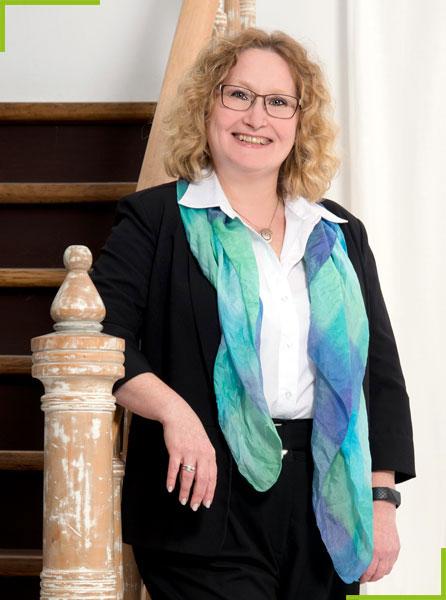 Christine Leben - Healthcare- und Pharma-Expertin für Marketing und Sales im Interims- und Projektmanagement