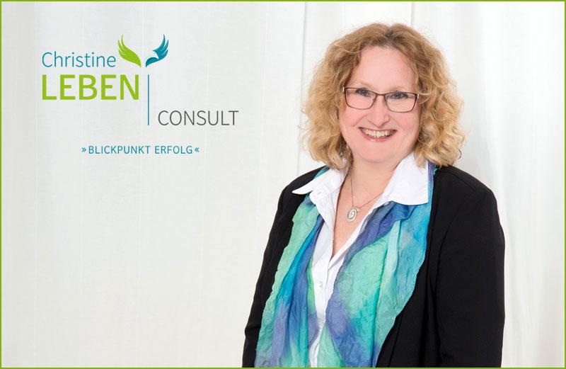 Christine Leben ist Ihre Marketing- und Sales-Expertin für Projekte und Interimsmanagement im Pharma- und Healthcare-Business.