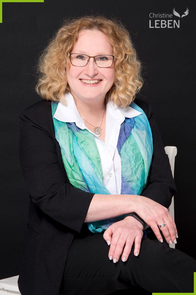 Christine Leben ist Ihre Marketing und Sales Expertin im Pharma- und Healthcare-Business.
