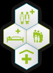 Häufig haben Pharma Projekte unterschiedliche Schnittstellen und es müssen Ärzte, Apotheken und Patienten gleichzeitig berücksichtigt werden.